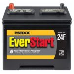 Everstart car batteries